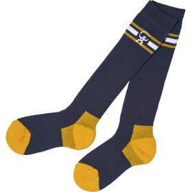 Isbjörn Snowfox Ski Socks Kids denim